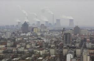 China-pollution-Dezhou-city-factories