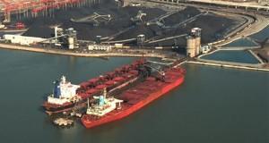 newcastle-coal-port-ships-load
