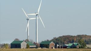 Canada-Ontario-wind-farm-buildings