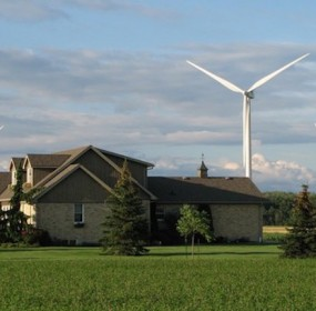 Canada-house-wind-turbines