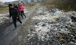 factory-pollution- Taizhou-China