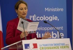 Segolene-Royal-French-Minister-Ecology-Sustainable-Development-Energy-Paris-conference