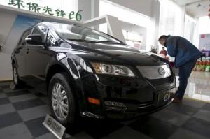 China-customer-BYD-EV