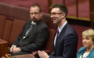 Australian-Greens-Party-senator-South-Australia-Robert-Simms