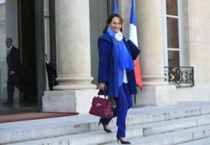 Segolene-Royal-French-Environment-Minister