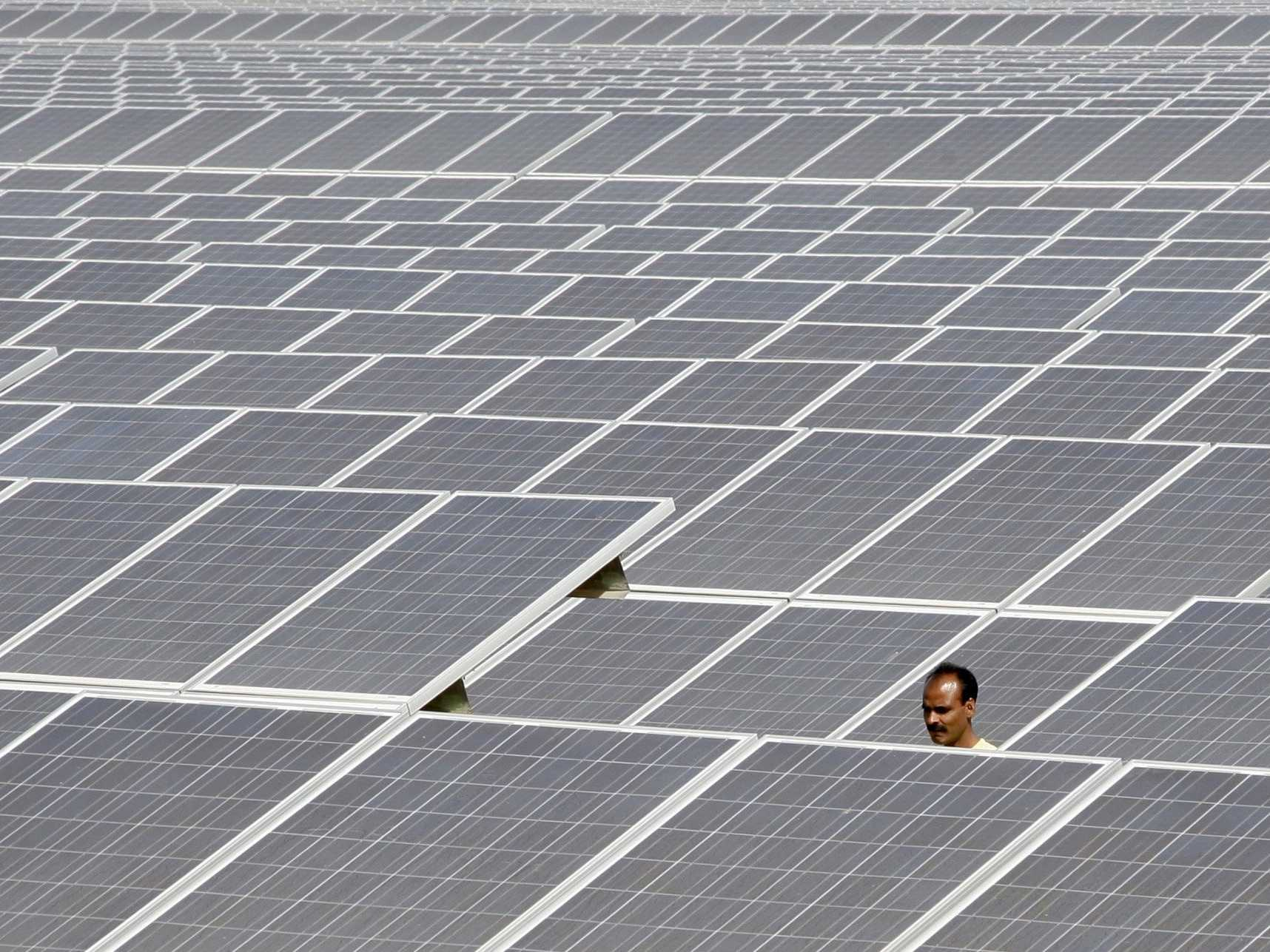 Global pension funds warm to India's solar power ambitions | Eco News